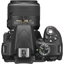 Nikon D3300 18~55mm Vr Il 24mp 32gb C10 Wifi, Gps, Hdmi Full