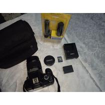 Câmera Canon Rebel T3 18-135 Mm