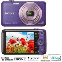 Câmera Digital Sony Dsc-wx7 16.2mpx Lente Carl Zeiss 12x S/j