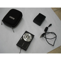 Camera Digital Sony Cybershot Dsc W320 141mp 4gb Lcd 2.7