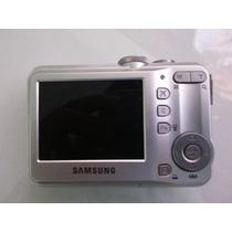 Câmera Digital Samsung S860 Prata Com Defeito No Estado