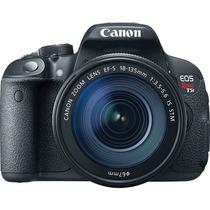 Câmera Digital Canon Eos 700d T5i Kit 18-135mm - Lançamento