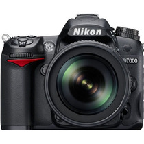 Nikon D7000 Kit 18-55mm 16mp