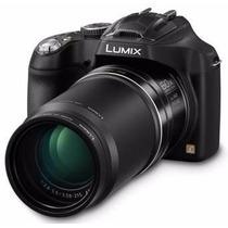 Câmera Panasonic Lumix Dmc-fz70 16mp 60x Zoom Full Hd