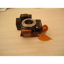 Bloco Óptico Da Câmera Sony Dsc-s600