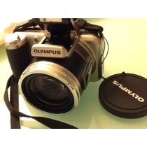 Máquina Fotográfica Olympus S-p800 Uz 14 Megapixel Semipr