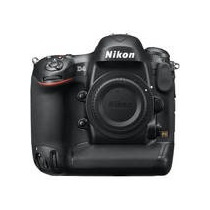 Nikon D4 Digital Slr Camera (body Only) -
