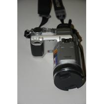Câmera Digital Sony Cyber Shot F 717 Com Memória