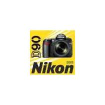 Camera Nikon D 90 Com Lente 18x105