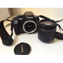 Canon Eos Rebel T3 12.2 Mp + Bolsa Sony