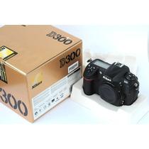 Camera Nikon D300 Corpo Na Caixa