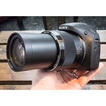 Sony H400 63x Zoom +sandisk16gb +bolsa +tripé Merc.platinum