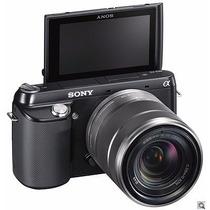 Camera Sony Nex F3 (produto De Vitrine)