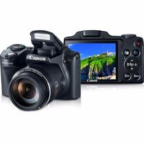 Camera Canon Sx510 Hs Zoom 30x Wi-fi Full Hd Não Perca!