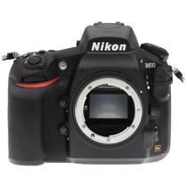 Câmera Nikon D810 Corpo + Bolsa + Cartão 64 Gb + Nfe