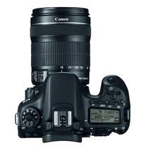 Câmera Canon Eos 70d 20.2mp - Corpo Nova Na Caixa