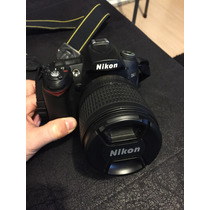 Nikon D90 Kit 18-105 Mm + Objetiva 70-300 Mm