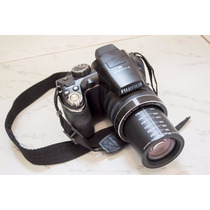 Camera Digital Fujifilm Modelo S4500 Com Bolsa E Cartão 16 G