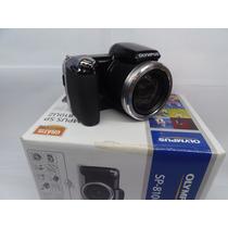 Camera Digital Olympus Sp810 Semi-profissional(contem Riscos