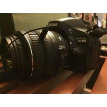 Camera Nikon D5100 Muito Nova