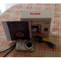 Câmera Digital Kodak Easyshare C183 Prata