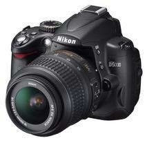 Nikon D5000 + Lente 18 - 55mm Nikon