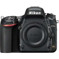 Câmera Nikon D750 Corpo + Sd 32gb + Bolsa + Frete Gratis