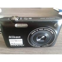 Camera Nikon Coolpix S4100 Barato