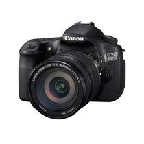 Canon Eos 60d Kit 18-200mm Câmera Digital Usb Sd Card
