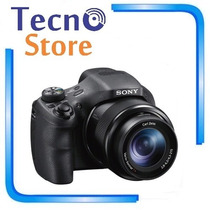 Câmera Digital Sony Hx300 20.4mp Zoom 50x Full Hd - Curitiba