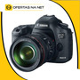 Canon Eos 5d Mark Iii + Lente Canon 24-105mm +sdhc Sony 32gb