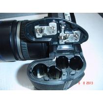 Camera Fujifilm S5000 (nao Funciona) Com Todas As Peças