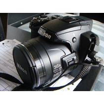 Nikon Coolpix P500 Câmera Digital Semi Profissional 12.1 Mp