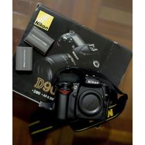 Nikon D90 + Bateria Extra