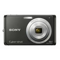 Camera Digital Sony Cyber Shot Dsc W180 10.1mp Defeito