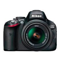 Câmera Digital Nikon D5100 Com Lente 18-55mm Com Nf