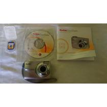 Camera Digital Kodak Easyshare C713 Sem Cabo Usb