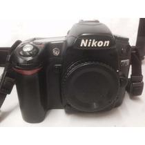 Corpo Nikon D80 - Aceito Trocas
