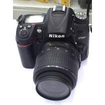 Cam. Nikon D7000 C/ Obj. 18-55mm - 2.275 Disparos Novíssima