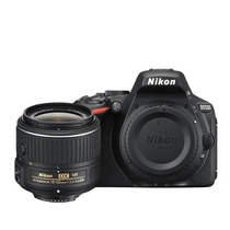 Nikon D5500 18-55 Vr Il Full Hd 24.2+32gb Cl 10+bolsa+tripé.
