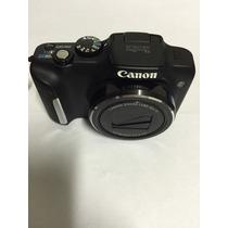 Canon Sx170is, 16 Megapixels, Excelente Estado, Mercadopago.