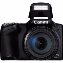 Maquina Fotográfica Semi Profissional Cânon Poweshot Sx400