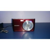 Câmera Digital Sony Cyber-shot Dsc-w510 Com 12.1 Megapixels