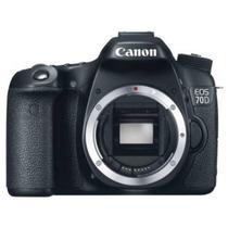 Câmera Canon 70d Corpo