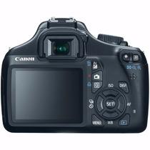 Câmera Fotográfica Canon Eos 1100d Rebel T3 Somente Corpo