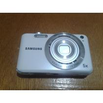Câmera Digital Samsung Es65 10.2 Mp Branca, De Vitrine.
