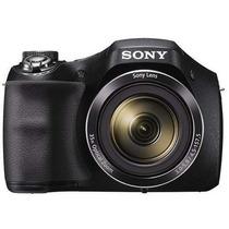 Câmera Digital Semi-profissional Sony H300 Top De Linha