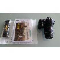 Nikon 5300 + Lente 18-55mm 24mp