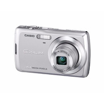 Câmera Digital Casio Exilim Ex-z37 14.1 Megapixels Prata