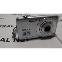 Maquina Fotográfica Sony Cyber-shot 16.1 Mega Pixel 4gb